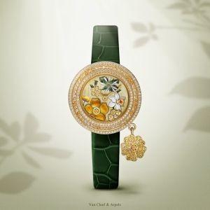 Les montres Charms Extraordinaire de Van Cleef & Arpels
